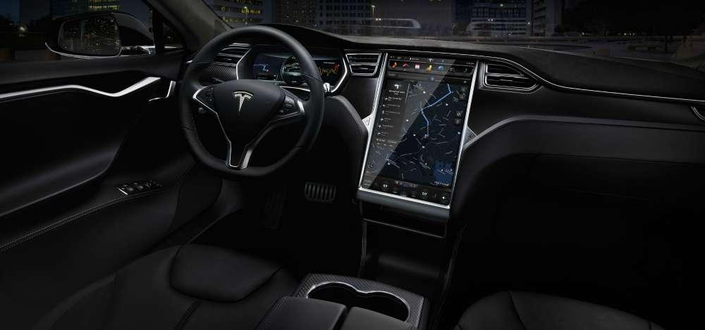 Tesla-dash