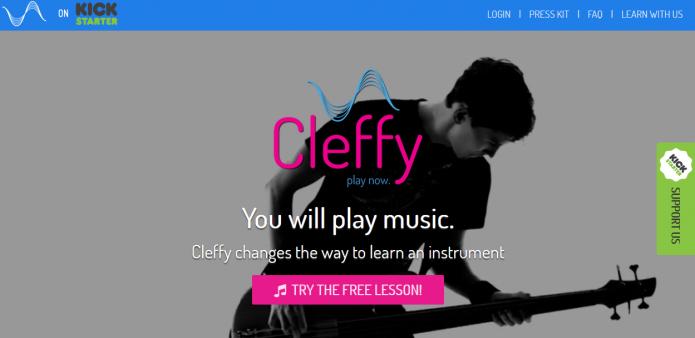 Cleffy