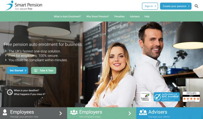 Smart Pensions Ltd