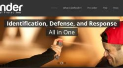 Defender 24/7 – Smart Personal Protection System