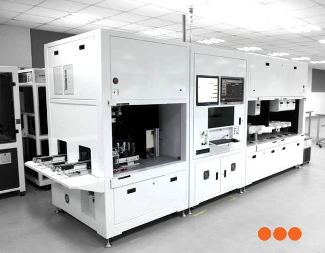 QS-W2 The photovoltaics industry's premier silicon wafer inspection system