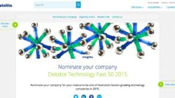 Nominate Now For The Deloitte Technology Fast 50