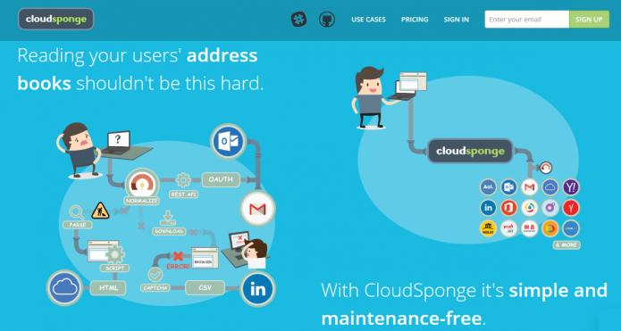 CloudSponge