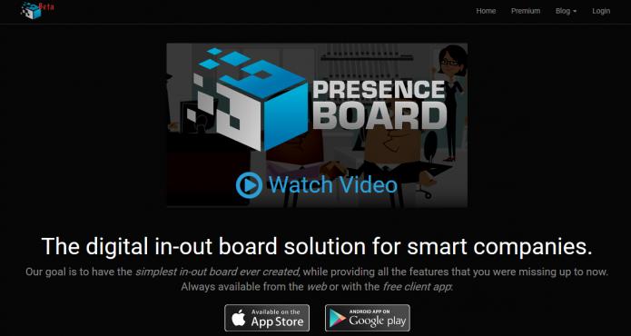 Presence Board