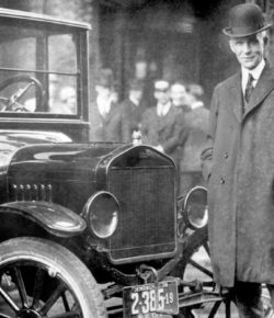 Henry Ford, Lies & Innovation