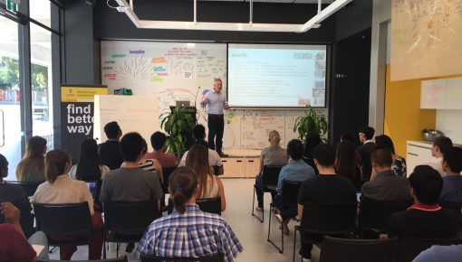 Startup Launch program final at UNSW – Thursday March 31!