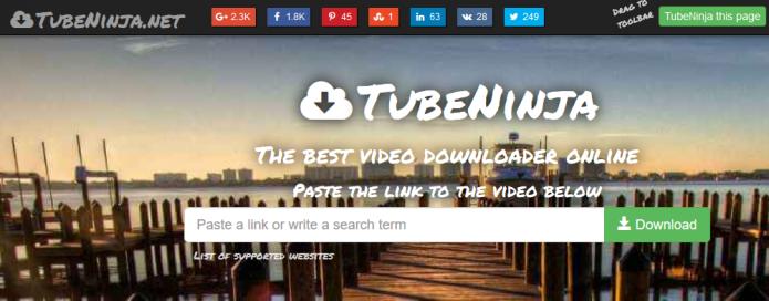 TubeNinja