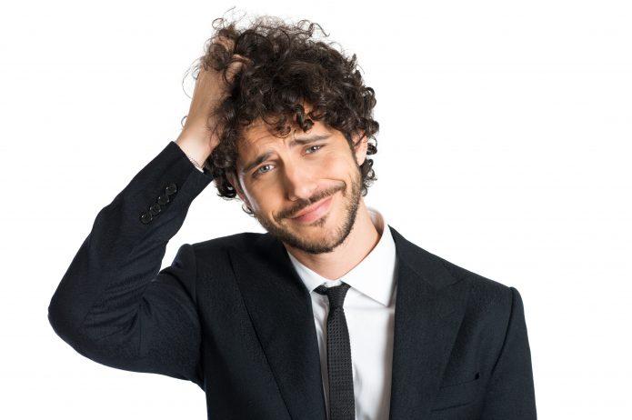 Confused Man Behavioral Innovation